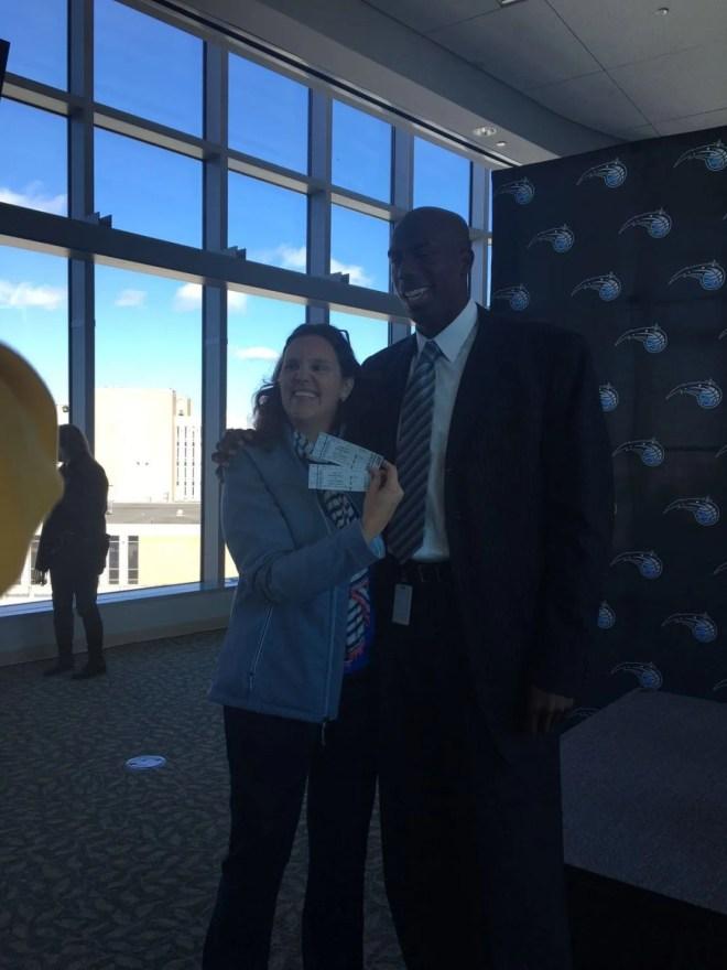 Amway Center NBA