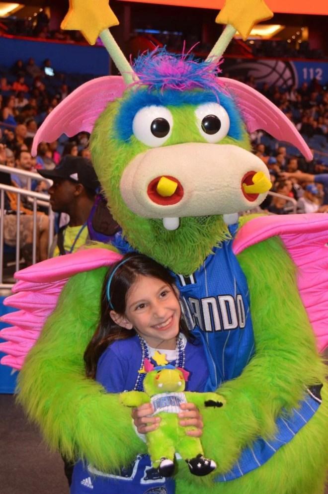 Orlando Magic Stuff- Amway Center - NBA