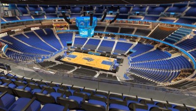 Amway Center orlando magic NBA
