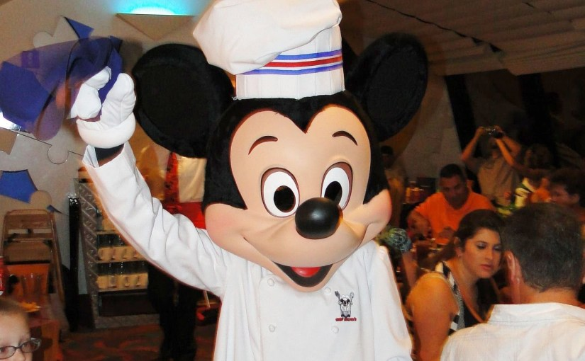 Restaurantes com personagens na Disney e Orlando – Post índice