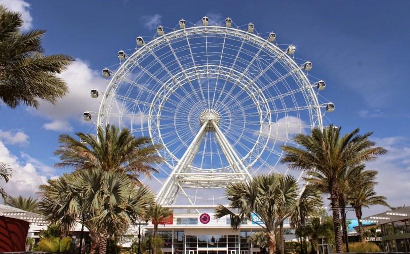 Orlando Eye: Como é a roda gigante de Orlando