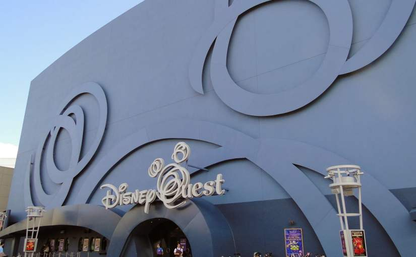 Disney Quest: O parque indoor da Disney de realidade virtual