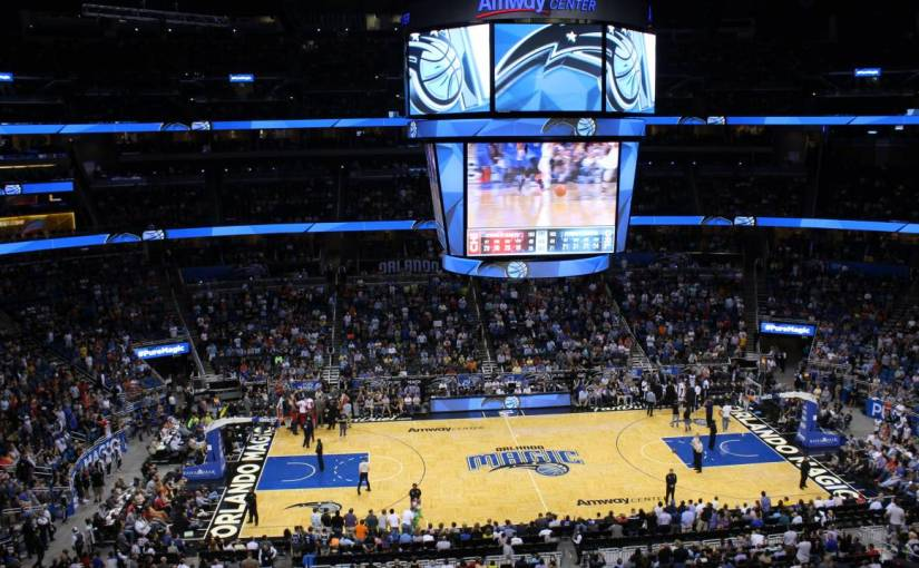 Orlando Magic – Ingressos NBA 2018/2019