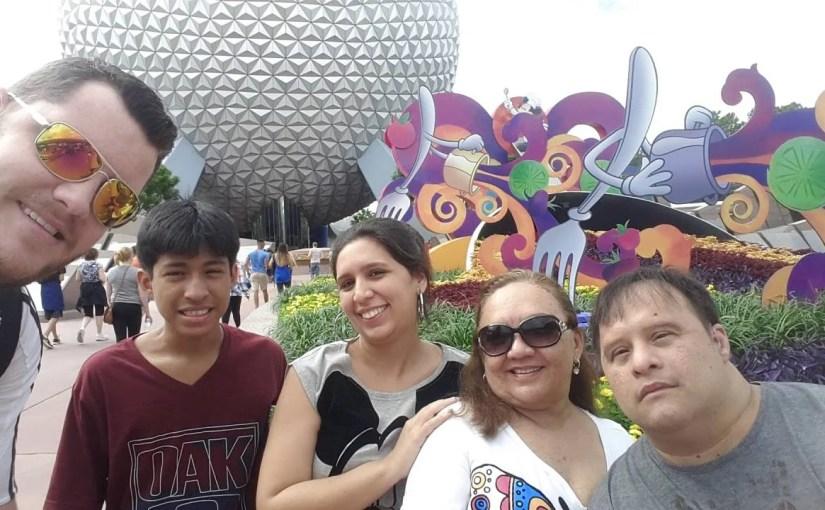 Pessoas com necessidades especiais na Disney – A viagem do Paulo com Síndrome de Down