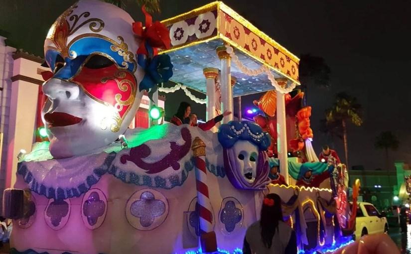 Mardi Gras – Como é o Carnaval da Universal