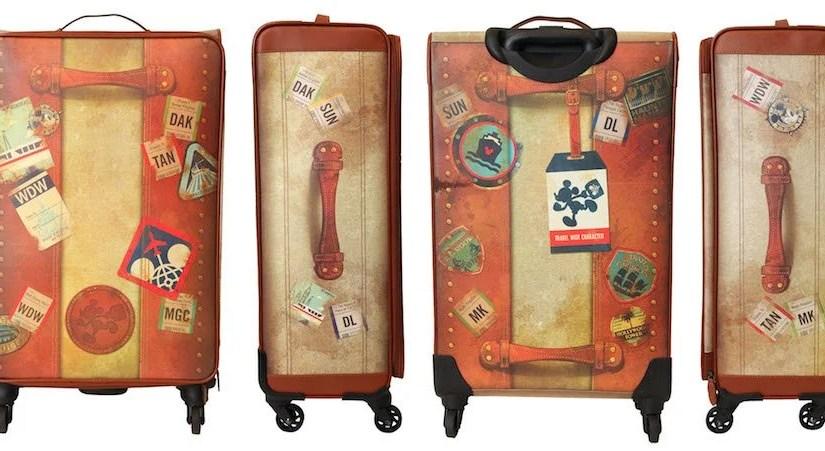 Disney lança linha de produtos de viagem