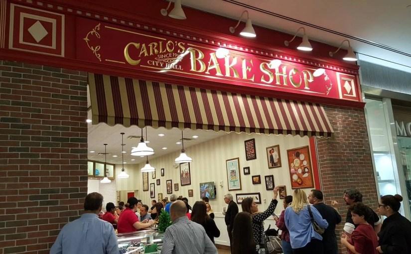 Cake Boss em Orlando – Confeitaria Carlo's Bakery