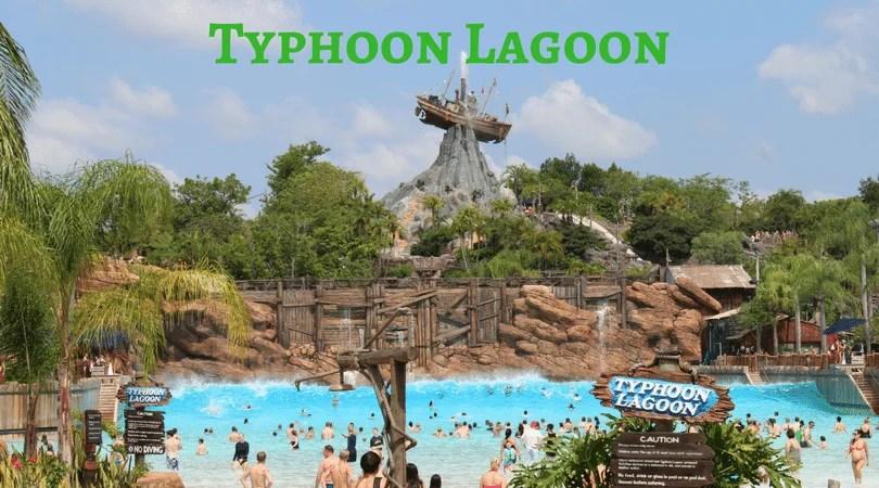 Tudo sobre o Typhoon Lagoon