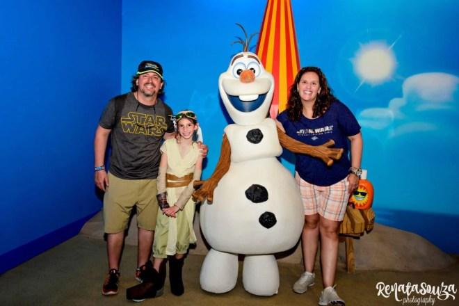 fotos na Disney