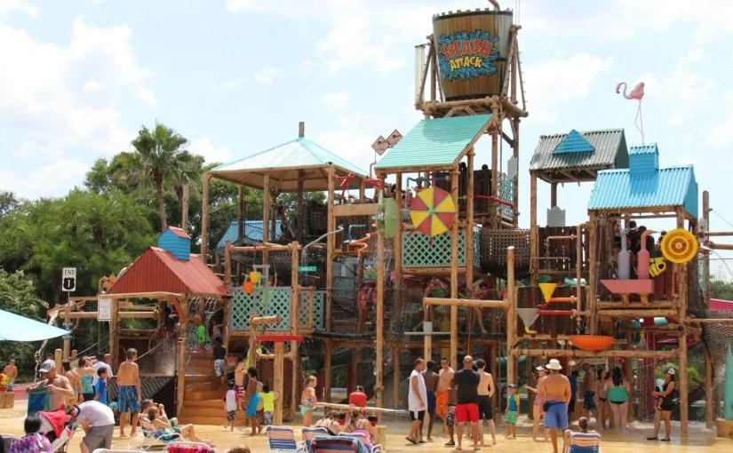 Adventure Island – Parque aquático em Tampa