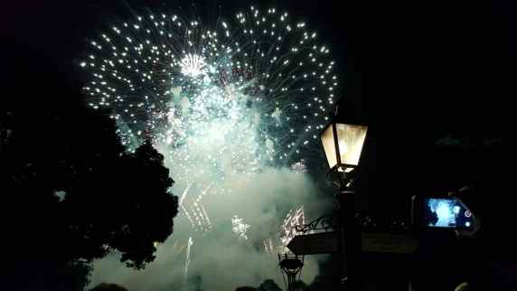Reveillon no Epcot