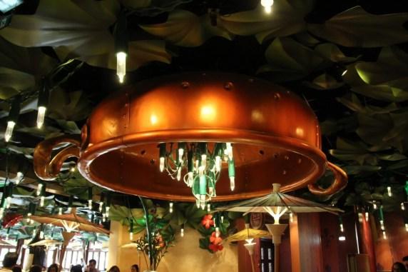 Bistrot Chez Remy restaurante Ratatouille Disneyland Paris