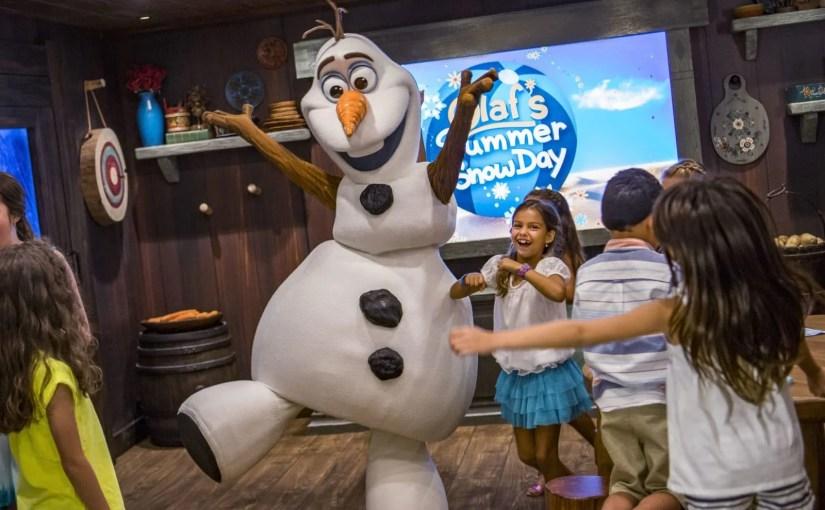 Novidades no navio Disney Wonder