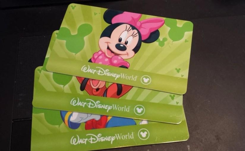 Aumento nos ingressos Disney