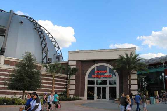 planet hollywood disney springs orlando