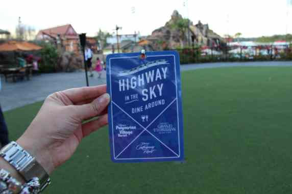 Highway in the Sky Dine Around (100)