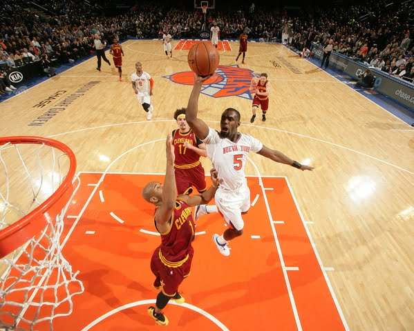 Ingressos de basquete NBA do New York Knicks