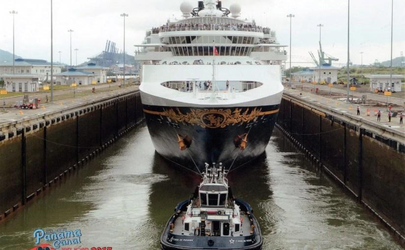 Cruzeiro Disney do Canal do Panamá