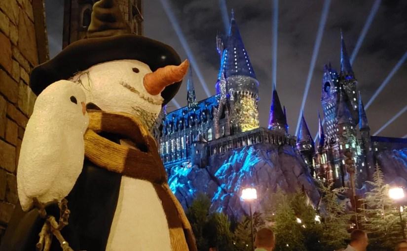 Guia completo do Natal nos parques da Universal
