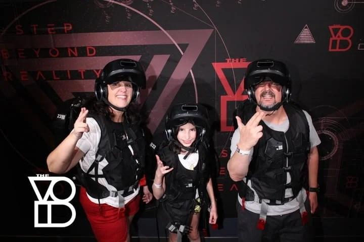 Experiência Star Wars de realidade virtual em Disney Springs