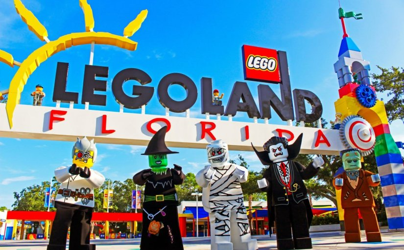 Brick or Treat – O Halloween do Legoland