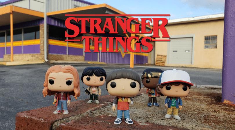 Onde foi gravada a série Stranger Things