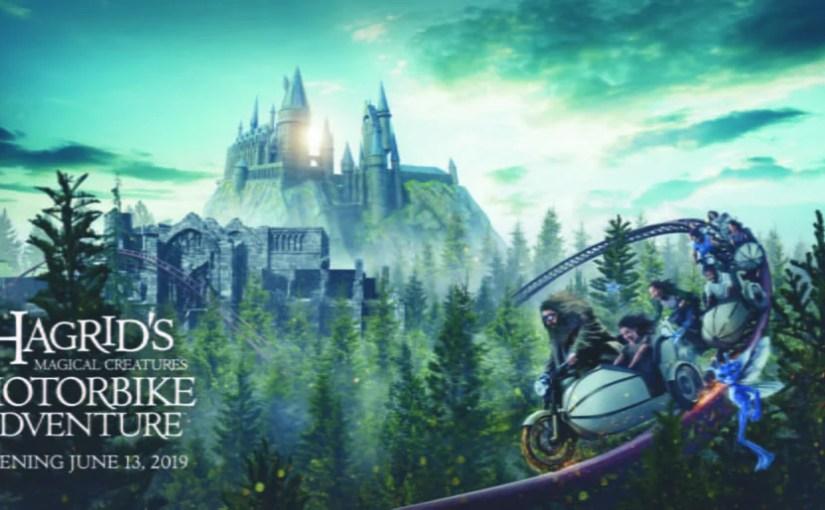 Nova montanha-russa do Harry Potter será inaugurada no Islands of Adventure