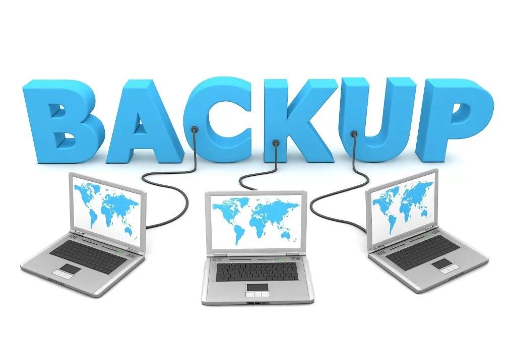 Backup, backup, backup 4