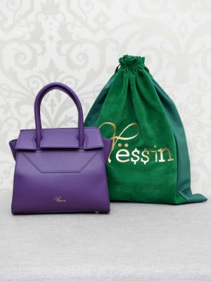 25CM YESSIN PURPLE BAG