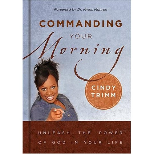 Commanding Your Morning (1/2)