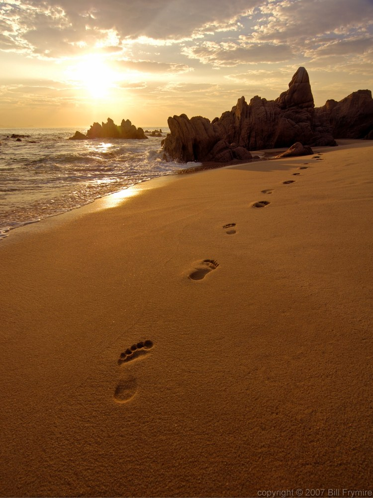 Footprints in the Sand (1/2)