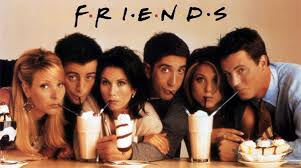 "Online epizode serije ""Friends"""