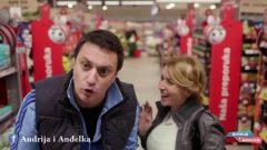 Andrija i Anđelka - Andrija i luda prodavačica