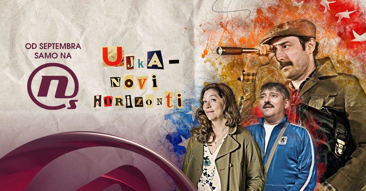 """Online epizode serije """"Ujka - novi horizonti"""""""