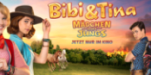 Bibi i Tina 3: Dečaci protiv devojčica (2016) sinhronizovani dječiji film online