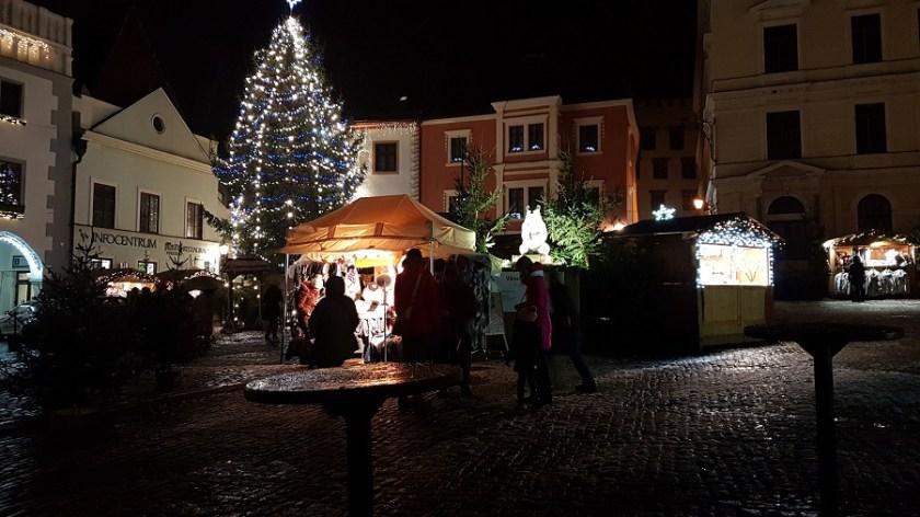 зима Чески Крумлов Новый год Чехия (13)