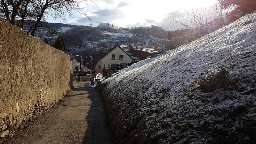 зима Чески Крумлов Новый год Чехия (4)