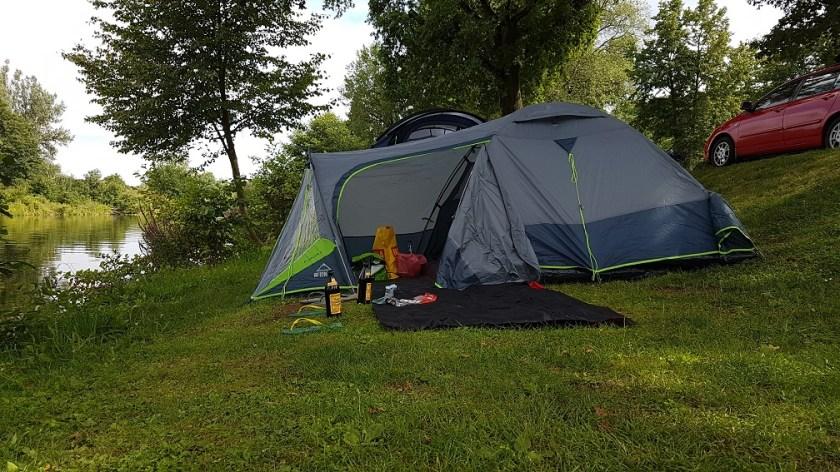 Кемпинг Остров Германия Camping Insel (2)