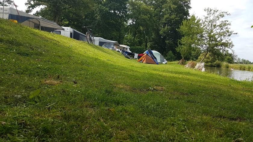 Кемпинг Остров Германия Camping Insel (3)