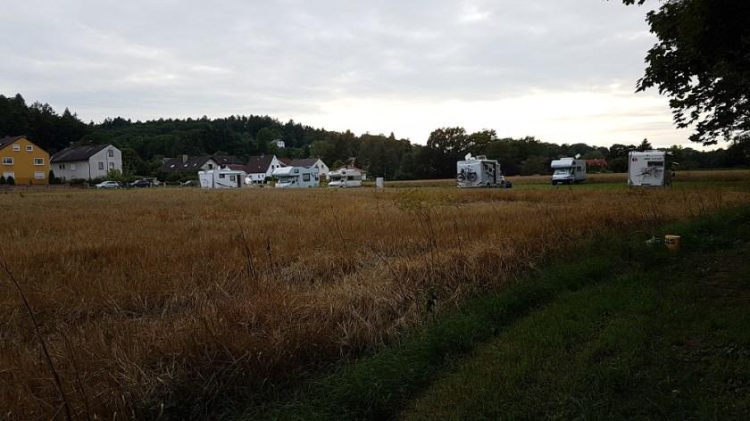 Кемпинг Остров Германия Camping Insel (4)