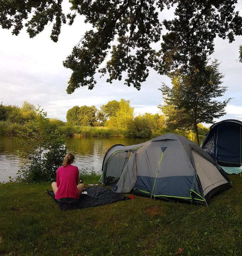 Кемпинг Остров Германия Camping Insel (6)