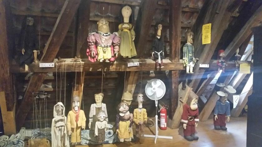 Музей Марионеток Ческий Крумлов (10)