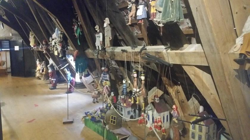 Музей Марионеток Ческий Крумлов (13)