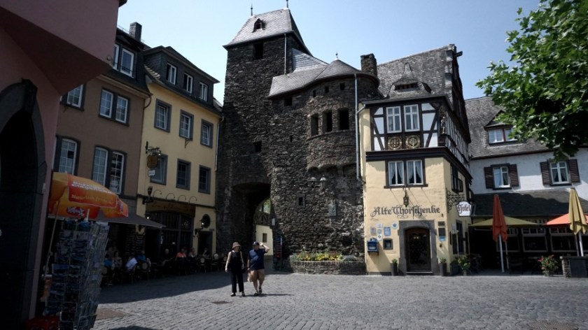 Cochem Germany and camping (18)