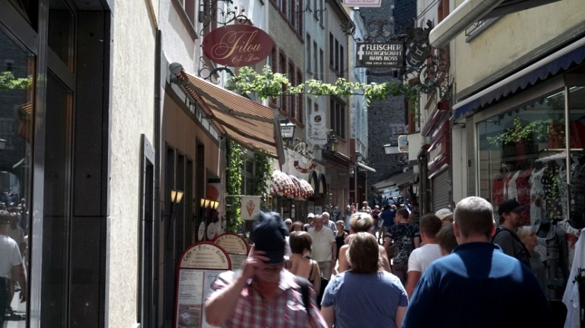 Cochem Germany and camping (24)