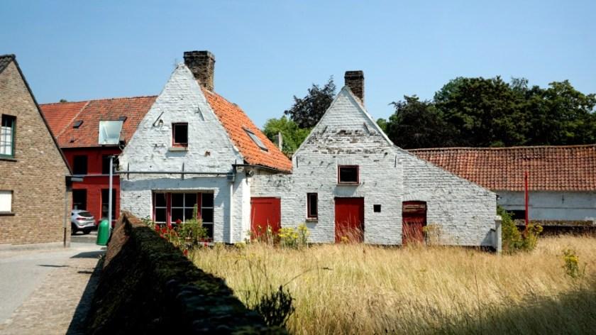 Бельгия город Дамме (4)