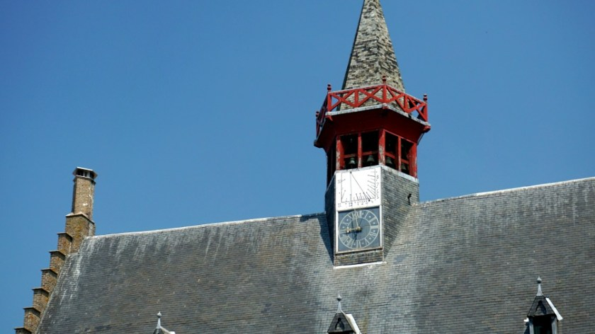 Бельгия город Дамме (6)