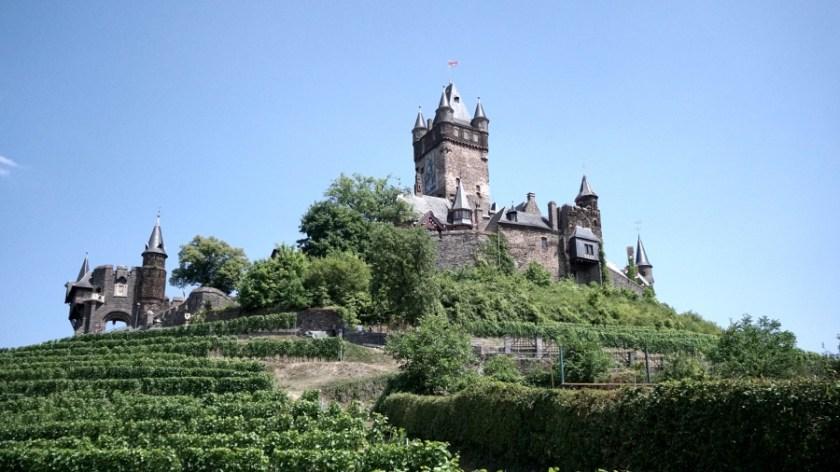 Замок Кохем на реке Мозель (21)