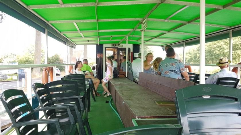 На корабле из Брюгге в Дамме (12)