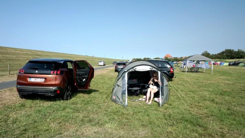 Северное море с палатками (2)